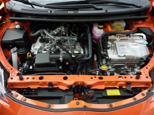 Gerade Benzinmotoren sind bei der Umrüstung zu Autogas (LPG) unproblematisch.