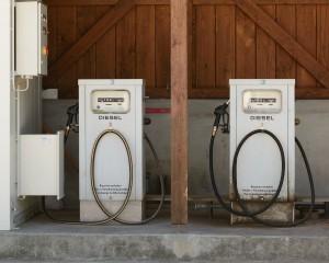 Versulzung von Diesel, Diesel ist temperaturanfälliger als Benzin.