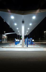Tankstellen bieten nicht nur Kraftstoffe an, sondern auch viele Serviceleistungen mehr