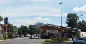 Statoil Tankstelle in Polen Zielona Gora, Grünberg