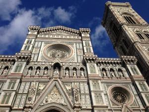 Der Dom in Florenz.