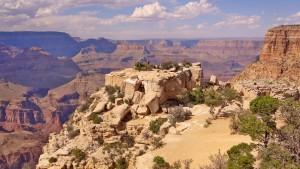 5 Millionen Besucher zählt der Grand Canyon jedes Jahr.
