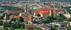 Der Wawel in Krakau.