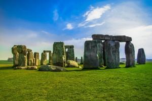 Der eigentliche Zweck von Stonehenge in England ist bis heute nicht endgültig geklärt.
