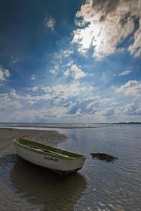 Der Strand von Dänemark.