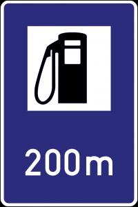 Der Tankvorgang von Benzin und Diesel unterscheidet sich von dem von Erdgas in der Bedienung.