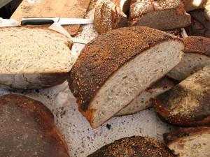 Brot spiel eine zentrale Rolle in Lettland.