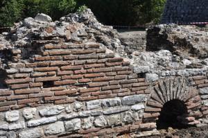 Ruinen bei Butrint.