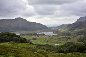 Killarney in Irland, Tanken in Irland kann man neben Benzin auch viel frische Luft.