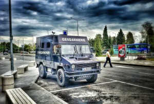 Die bulgarische Polizei kassiert nie vor Ort. Falls doch sollte man skeptisch werden.