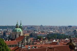 Prag ist immer eine Reise wert.