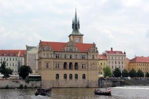 Prag die Hauptstadt Tschechiens.
