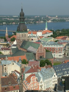 Die bereits 1201 gegründete Stadt Riga hat viel Tradition und Geschichte für die Touristen zu bieten.