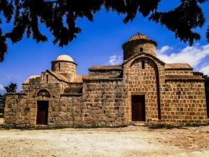 Orhodoxe Kirche in Sotira auf Zypern.