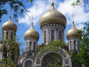 Vilnius die Haupstadt Litauens hat viele Sehenswürdigkeiten zu bieten.