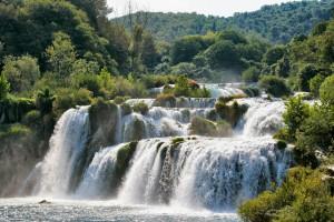 Tanken in Kroatien kann man in den zahlreichen Naturparks auch viel frische Luft.