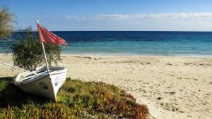Der Strand bei Aya napa