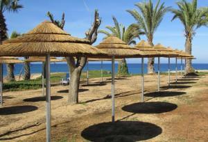 Der Badeort Protaras auf Zypern.