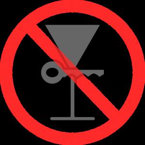 Alkohol am Steuer ist die häufigste Ursache für eine MPU. Hier gilt Don't drink and drive.