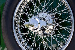 Labels auf den Reifen helfen bei der Auswahl des richtigen Neureifens.