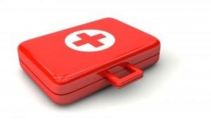 Kam es zu Personenschäden sollte möglichst schnell erste Hilfe geleistet werden und ein Rettungswagen gerufen werden.