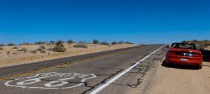 Die Route 66 lädt zu Abenteuer-Reisen in den USA ein und war schon Mittelpunkt in vielen Road-Movies.