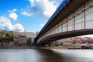 Tanken in Serbien kann man nicht nur in der Hauptstadt Belgrad.