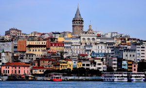 Innerorts sind in der Türkei 50 km/h erlaubt. Auch in der Hauptstadt Istanbul.