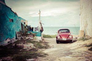 Verkehrsregeln die man beim Autofahren in Mexiko beachten sollte.