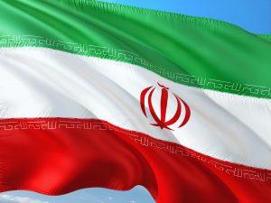 Tanken im Iran, was man beachten sollte. Hier die Landesflagge des Iran.