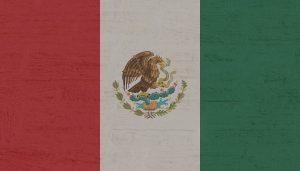 Tanken in Mexiko und was man beachten sollte. Hier die Landesflagge Mexikos.