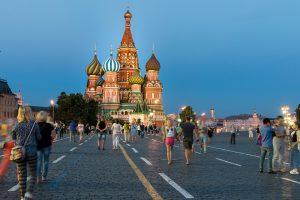 Der Kreml ist der älteste Teil der russischen Hauptstadt Moskau, eine aus dem Mittelalter stammende Burg an der Moskwa. Sie ist der Amtssitz des Präsidenten der Russischen Föderation.