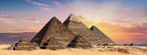 Im Land der Pyramiden und Pharaonen werden Verkehrsregeln häufig ignoriert.