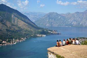 Nicht nur die Bucht in Kotor hat landschaftlich viel zu bieten.