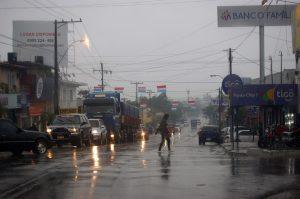 Was man beim Autofahren in Paraguay beachten sollte.