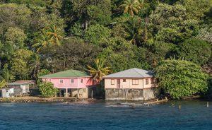 An der Küste von Honduras herrscht tropisches Klima.