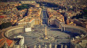 Tanken im Vatikan darf nicht jeder.