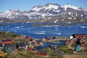 Grönland bietet schöne Landschaften.