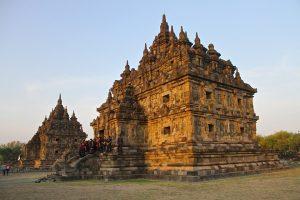 Man findet zahlreiche Tempelanlagen in Indonesien.