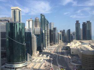 Der Sprit ist in Katar besonders günstig.