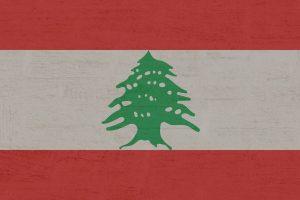 Die libanesische Zeder ist das Wahrzeichen des Landes und befinde sich auch in der nationalen Flagge.