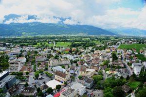 In Liechtenstein begeht man am 15. August ein großes Volksfest.
