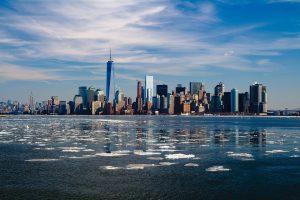 New York ist die bevölkerungsreichste Stadt der USA.
